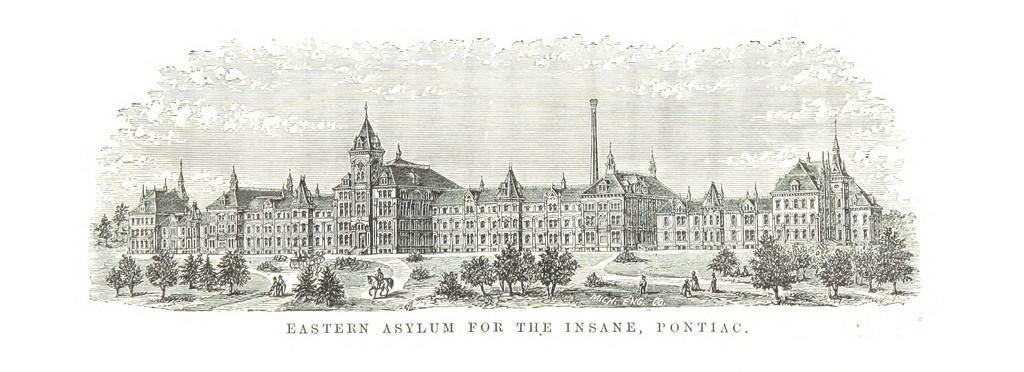 Eastern Asylum for the Insane, Pontiac