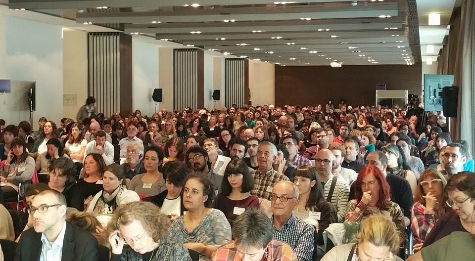 The 400 Lucky Attendees - image HVN Cymru