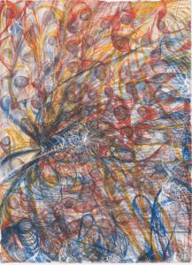 The Eye of the Lord by spiritualist artist Georgiana Houghton