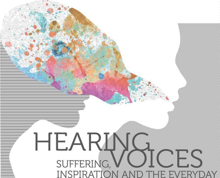 Hearing Voices: suffering, inspiration and the everyday image