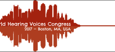 '9th World Hearing Voices Congress: A Revolution of Unseen Voices,' Boston University, 16 – 18 August 2017.