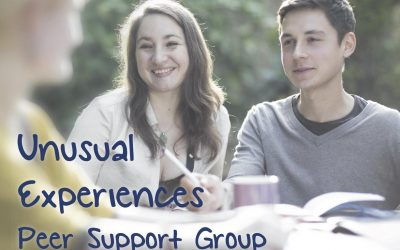 Unusual Experiences Peer Support Group, Oxford: forthcoming gatherings.