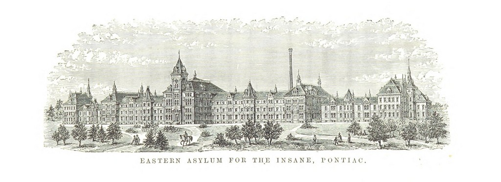 Eastern Asylum for the Insane, Pontiac