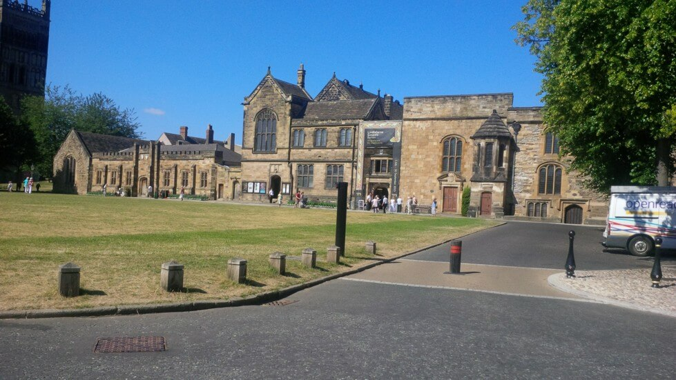 Durham Palace Green