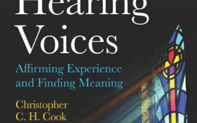 Christians Hearing Voices: New book from Chris Cook