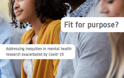 Fit for purpose? Addressing inequalities in mental health research