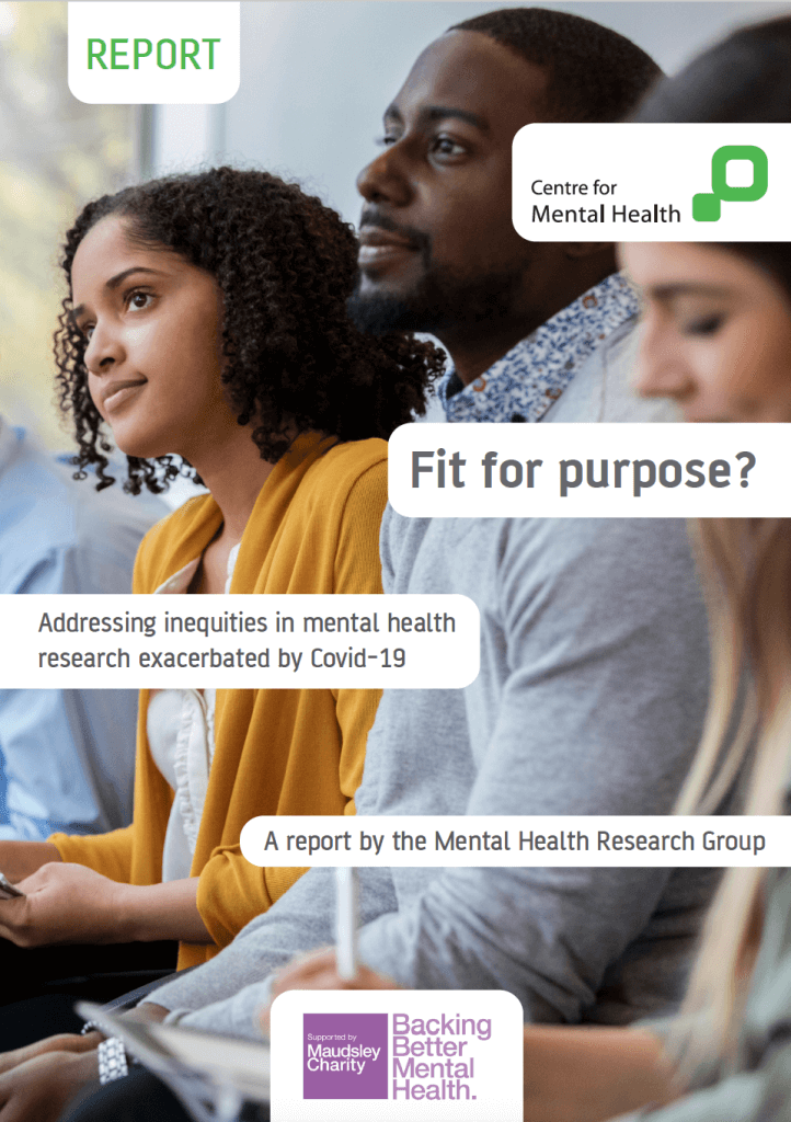 Fit for purpose? Report title page